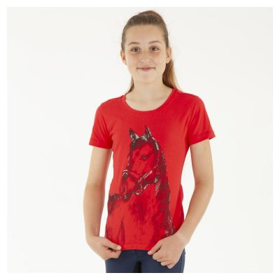 ANKY GIRLS HORSE T SHIRT