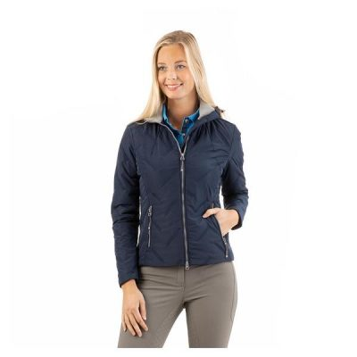 ANKY QUILTED JACKET